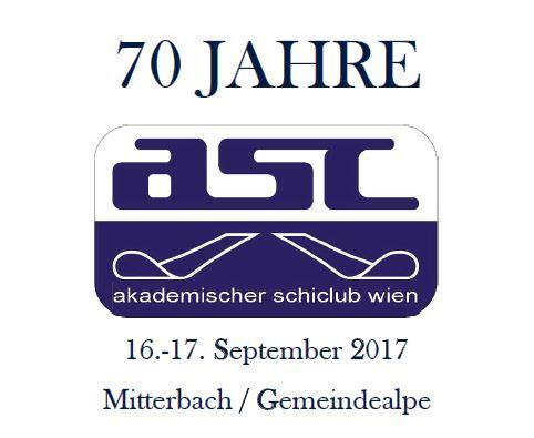 70 Jahre ASC
